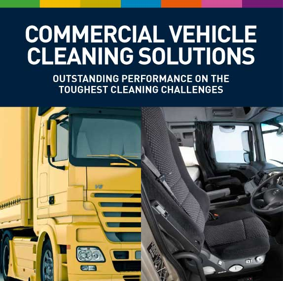 Commercial Vehicle Cleaning Solutions