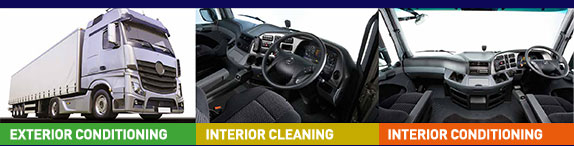 Exterior Conditioning, interior cleaning, interior conditioning